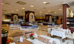 Oz Hotels Incekum Beach Resort & Spa Hotel